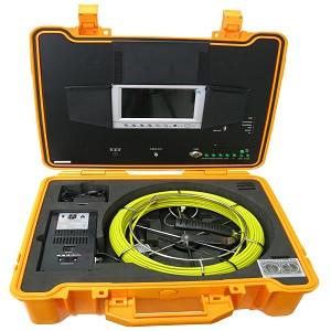 Телеинспекция с проталкиваемым кабелем до 40 метров