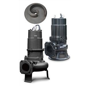 Погружные насосы для сточных вод Hiflow серии 80C 100C