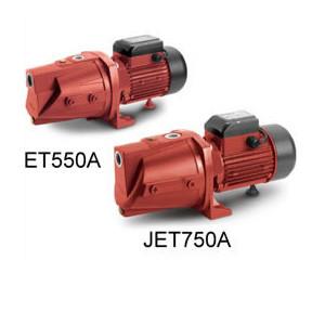 Струйные насосы HIflow серий Jet550A Jet750A