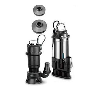 Погружные насосы для сточных вод Hiflow серии WQD