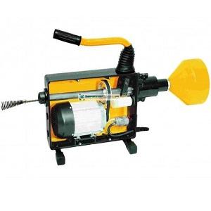 Электрические машины  Gerat для прочистки труб