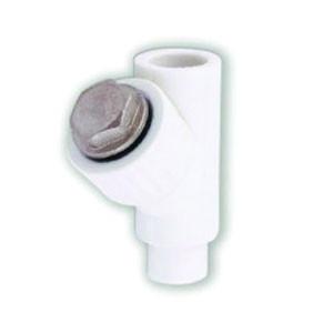 Фильтр полипропиленовый сетчатый VALFEX (внутр.-наружн.)