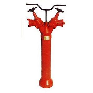 Гидрант пожарный чугунный подземный