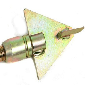 М187 пикообразная четырёзгранная Ф50 мм для труб до 150 мм