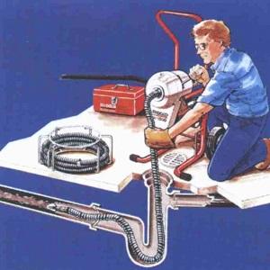 Оборудование для прочистки и промывки труб