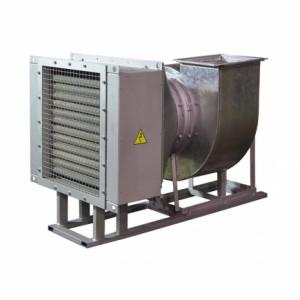 Электроустановки воздухонагревательные УВНЭ