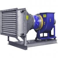 Воздухонагревательные установки